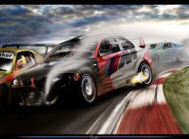 BMW 1er Coupe - Racing Edition by Stan88