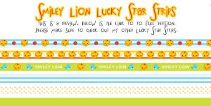 Smiley Lion Preview by blackheartqueen