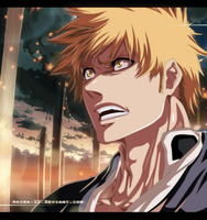 Bleach 541 | Reminded of someone else? by Akira-12