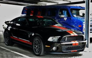 shelby gt 500 by sevenxlives