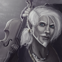 Violinist by Sheppard56