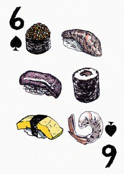 6 of spades by captainrosteck