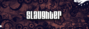 Slaughter Signature by Doodleheadme