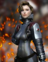 Liquid Halo - 02 by kamiyu99