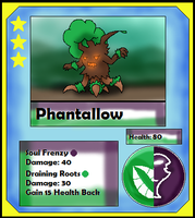 Phantallow Card (Adopt) by Dianamond