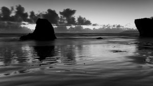 Pismo in Silhouette by twelvemotion