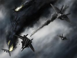 Air Combat USA VS RUSSIA by jose144