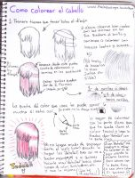 tutorial para colorear el cabello by kachisakunya
