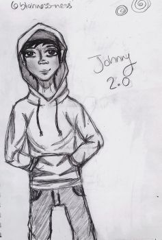 Johnny 2.0 by blahness-ness