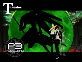 Thanatos Death Version P3 by BioDio