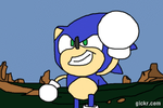 Sonic Animation by leduc-gallery