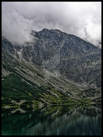 HDR mountains 5 by dwsel