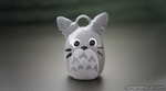 Updated Totoro Charm by ShinyCation