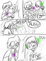 What a haircut (what actually happened) by Gameaddict1234
