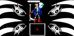 Undertale: -Genocide Route Papyrus- Bone Gauntlet by SelTheQueenSeaia