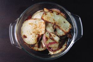 roasted red potatoes by alecmira