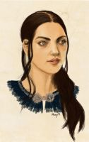 Morgana by Mariey