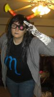 Vriska Arm and all! by kast43