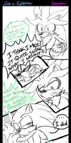 .:Sonadow:. Reflection Pg. 18 by SEGAMew