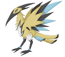 Evolution of Zapdos by Twime777