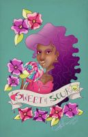 Sweet and Sour by aprilmdesigns