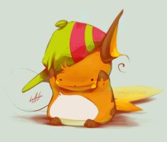 Little Laru by Lumaga