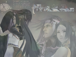 YeulxCaius Wallpaper for Ninenya x2 by Nami-Lee