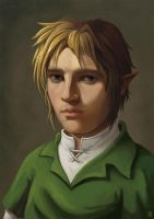 Link, the time traveller by Sa-chan1603