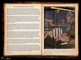 Rust ~ The Large Humane Heart of Stan Frankowski by CeeAyBee