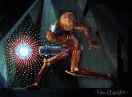 Samus Experiment by RoboChandler