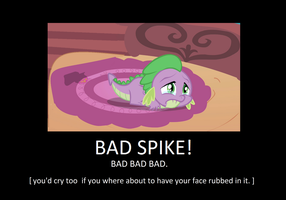 Bad Spike by Landmind