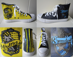 Harry potter Shoes- 1 by klassigkatt