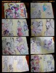 Scrapbook Sketch Pages - PART 2 by SilentReaper