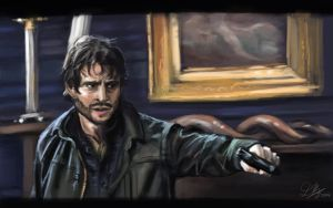 Will Graham by Dkaz
