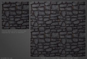 Hand Painted Texture - 01 by Art-by-Smitty