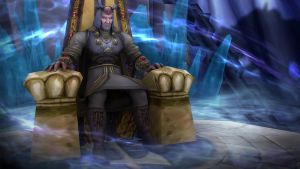 The Last King of Lordaeron by hipnosworld