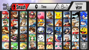 Final Prediction: Super Smash Bros. for Wii U/3DS by NintendoFanDj