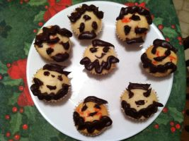 Lincoln Cupcakes by AnimeLeaderVI
