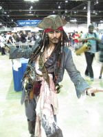 Jack Sparrow II by LadyDragon167