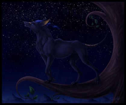 Voices in the Night by DolphyDolphiana