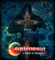 Castlevania : concept poster by pyderek