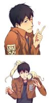 SNK collection_1 by bakeddeer