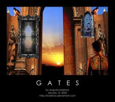 Gates by bolshaw