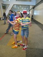 The Earthbound Girls by Jkid4