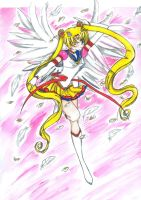 Commission:Sailor Moon by sypherianlp