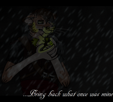 TSS: Light, don't leave me... by The-Solo-Hero