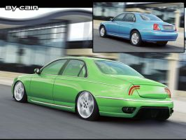 Rover 75 by caingoe