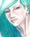 Teal by Marissa-Emily