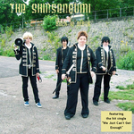 The Sinsengumi - Album Cover by Chi-Spaghetti