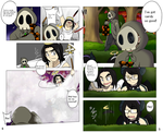 Halloween 2014 cartoon part 3 by Spray-POKA